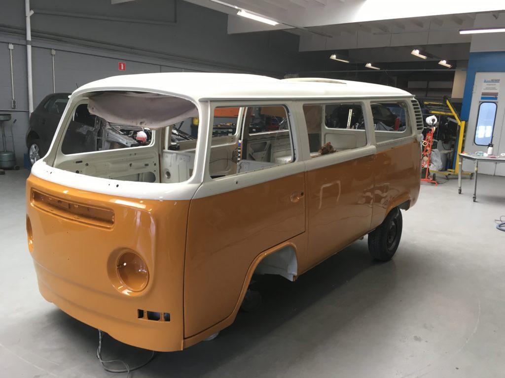 Lees meer over het artikel Volkswagen T2 1967
